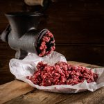 grass fed beef mince 500g