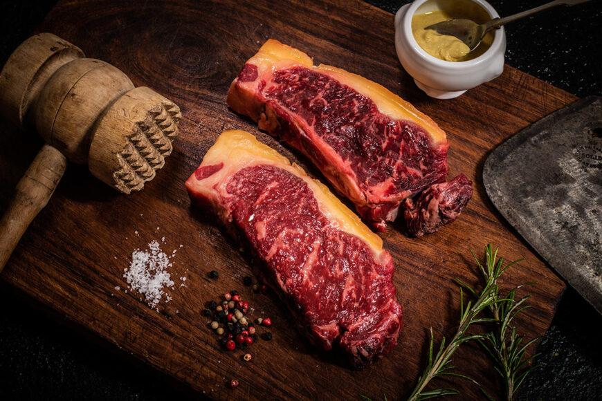 Grass Fed Steaks UK