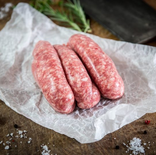The Dorset Meat Company-Gluten Free Pork Sausages x6