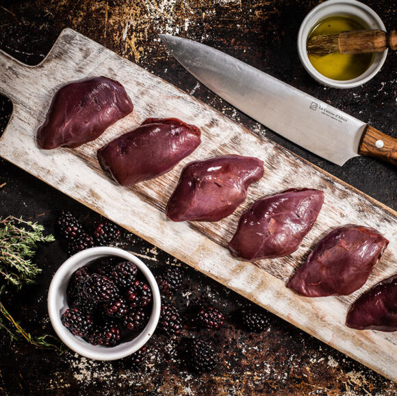 pigeon meat