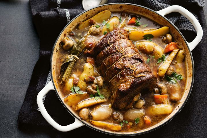 The Dorset Meat Company-Grassfed Beef Brisket Casserole