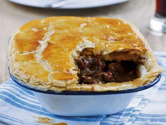Beef Steak Pie recipe
