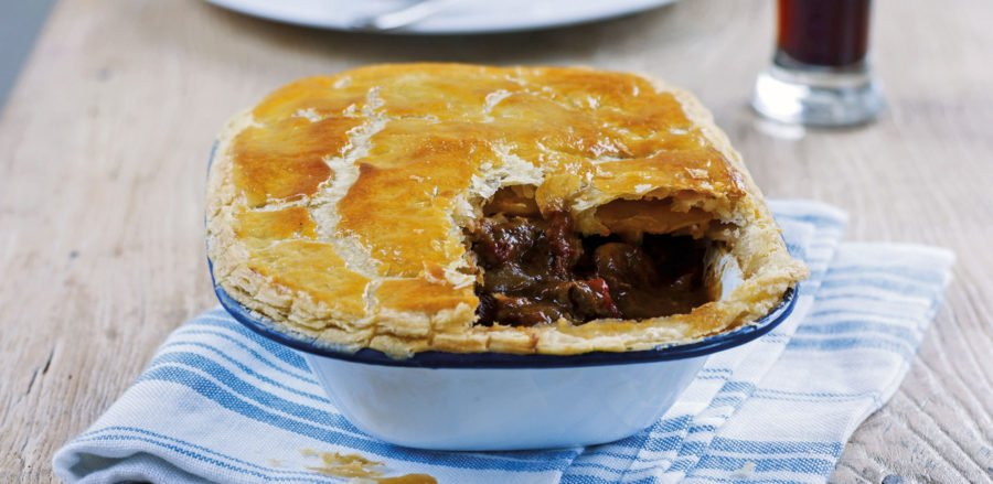 Beef Pie Recipe | Steak Pie Recipe | Homemade Steak Pie ...