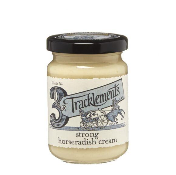Tracklements Strong Horeseradish Cream