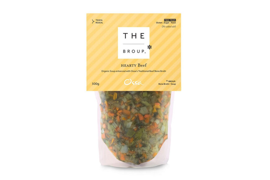 the broup - hearty beef broth mix
