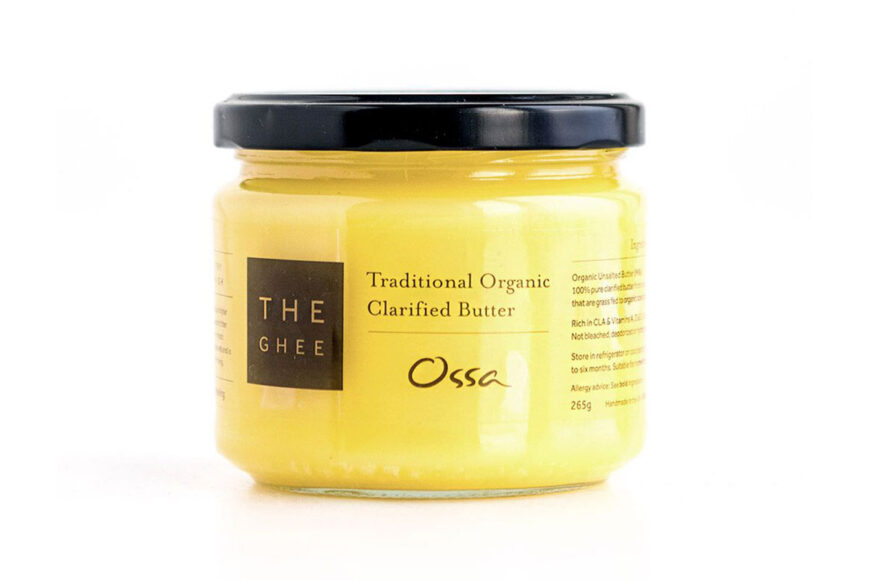 ossa ghee - clarified butter