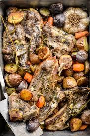 Very Quick Roast Lamb Chops Recipe