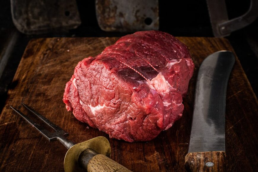 Grass-Fed Chateaubriand