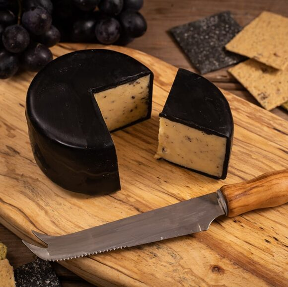 godminster cheddar truffle cheese