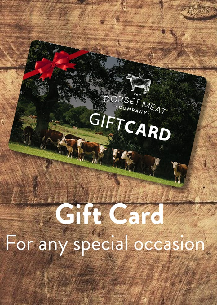 dorset meat company gift card